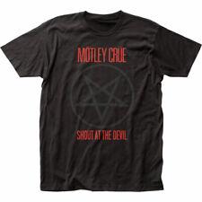 Authentic Motley Crue Shout at the Devil Album Adult Soft T-shirt top S M L X 2X