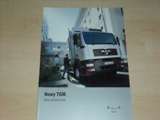 35480) MAN TGM LKW Polen Prospekt 200?