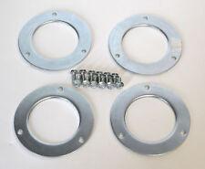 1965 Corvette Wheel Cover Spinner Retaining Rings (4)