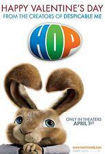 HOP Pellicule Cinéma / Movie Trailer TIM HILL / LAPIN