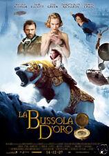 La bussola d'oro (2007) DVD SIGILLATO