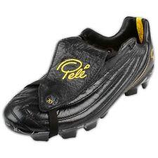 Pele Sports 1970 FG MS Black Yellow Fussballschuhe Schuhe 41 43,5 Fussball WM