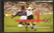 GB SGDX18 1996 EUROPEAN FOOTBALL CHAMPIONSHIP BOOKLET
