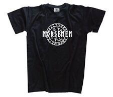 Viking T-Shirts Norsemen Norsemen Nordland Viking German Odin T-Shirt S-3XL