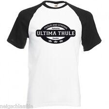 ULTIMA THULE - Proud&Strong Base-Shirt,weiß/schwarz S - XXL pagan viking punk