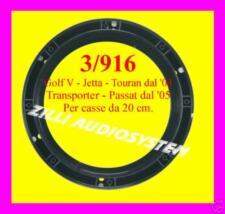 Supporti casse ant. da 20 cm X Jetta - Touran dal 2003