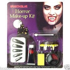 Halloween Vampiress Horror Make-up Kit Bloody Paint Vampire Blood Fancy Dress