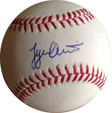 Tyler Austin Signed/Autographed Baseball New York Yankees MLB 1st Signing