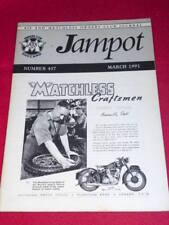 JAMPOT - AJS & MATCHLESS - March 1991 # 457