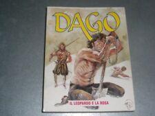 DAGO ANNO VI N.4 - IL LEOPARDO E LA ROSA