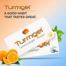 Turmeric Curcumin 95% Lozenges - Buccal Absorption- BETTER THAN Capsules, Powder