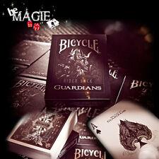 Jeu GUARDIANS Bicycle - poker - magie - carte
