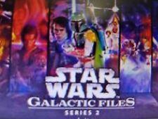Star Wars 2013 Galactic Files 2 Base Singles NrMint-Mint