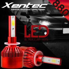 880 881 H27 6000K Hid White 388W 38800Lm Led Foglight Fog Lights Conversion Kit(Fits: Neon)