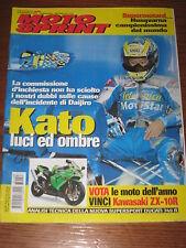 MOTOSPRINT 2003/48 DAIJIRO KATO DUCATI 749 S/R SUZUKI V-STROM 650