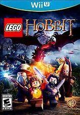LEGO The Hobbit USED SEALED (Nintendo Wii U) **FREE SHIPPING!!