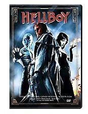 Hellboy (DVD, 2008, Single Disc Version) Brand New