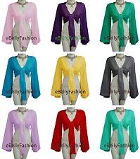 Cotton Belly Dance Tie Top Flair Wrap Choli Gypsy Haut Danse Blouse 32 Colors