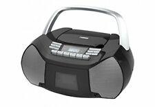 Naxa NPB-268 Portable CD Player Cassette Tape w/ AM/FM Radio Boombox NEW Gift