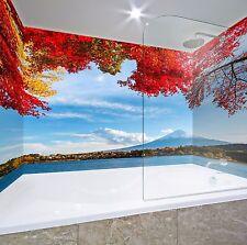3D Mount Fuji 43 WallPaper Bathroom Print Decal Wall Deco AJ WALLPAPER AU