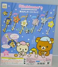 San-X Rilakkuma Key Mascot - Koro Koro      , #ok