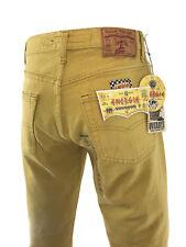 Energie Karpacho Vintage Jeans Yellow, Wine