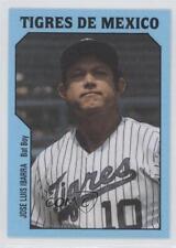 1985 TCMA Minor League #231 Jose Luis Ibarra Tigres de Mexico Baseball Card