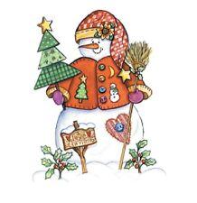 Snowman Shirt, Christmas Tree,  Holiday Tees, Sm - 5X, Winter Shirts, Ladies T