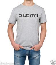 T-Shirt Ducati - Gr. S - XXXL - Desmo Monster Multistrada Diavel Scrambler