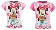 Disney Minnie Mouse Minnie Maus T-Shirt Shirt Top Oberteil Gr.92 - 128 cm