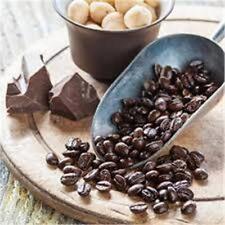 Milk Chocolate Macadamia Nut Gourmet Flavor Coffee Beans