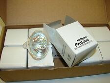 *NEW* GE Lighting 12 Volt Halogen Bulb Q50mr16/Fl/Pro Proline 50 MR16 (Qty-10)