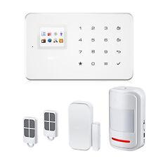 Secrui KW18 Wifi Wireless Home Alarm Security System Burglar Intruder SMS GSM