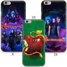Descendants 3 Mal Evie Jay Ben Jane Phone Case Cover iPhone 5 6 7 8 11 X Xr Xs