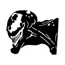 """7"""" Venom Vinilo Autoadhesivo Con Ventana De Coche Laptop Spiderman Araña Villano de Marvel"""