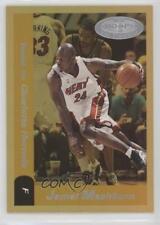 2000-01 Nba Hoops Hot Prospects #109 Jamal Mashburn Charlotte Hornets Card