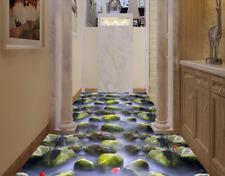3D pietra naturalmente Pavimento Foto Wallpaper Murales Muro Stampa Decalcomania