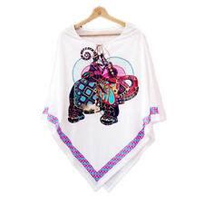 morbida maxi maglia  donna colorato rosa colorata scollata  misto cotone  4683