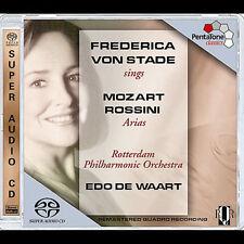 Frederica von Stade Sings Mozart & Rossini Arias [Hybrid SACD], New Music