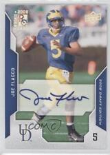 2008 Upper Deck Draft Edition #50 Joe Flacco Auto Autographed Football Card
