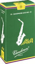 Anche de saxophone Alto Mib/Eb Vandoren JAVA - boite de 10 anches