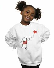 Disney Niñas Winnie The Pooh Balloon Camisa De Entrenamiento