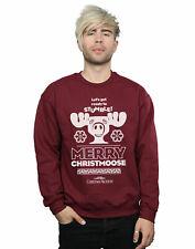 National Lampoon's Christmas Vacation Uomo Merry Christmoose Felpa