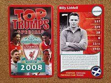 TOP TRUMPS Single Card Liverpool Football Club 2008 - VARIOUS