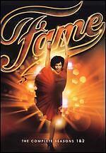 Fame - Seasons 1  2 (DVD, 2009, 7-Disc Set) New & Sealed!