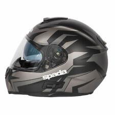 Spada Helmet SP16 Voltor Matt Black/Silver/Anthracite