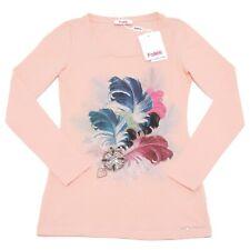 1063P maglia rosa BLUGIRL FOLIES manica lunga donna t-shirt women