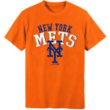 MLB New York Mets Boys Short Sleeve T-Shirt Size  XXL NWT