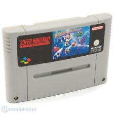SNES Spiel - Mega Man X (Modul)