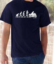 Evolution of Man, Suzuki GSX1300R T-Shirt